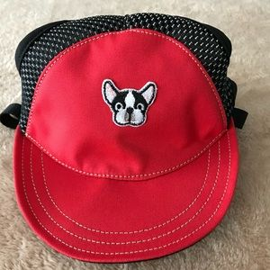 Other - Adjustable Baseball Cap for Dogs
